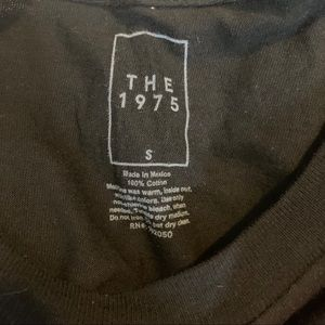 Tops - The 1975 Love Me Graphic Tee